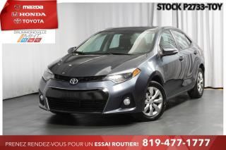 Used 2015 Toyota Corolla SPORT| MANUELLE| CAM RECUL for sale in Drummondville, QC