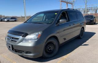 Used 2007 Honda Odyssey EX for sale in Winnipeg, MB