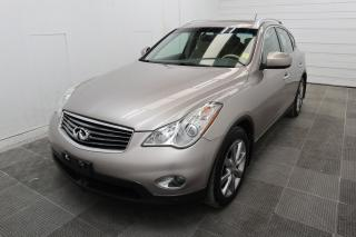 Used 2009 Infiniti EX35 for sale in Winnipeg, MB