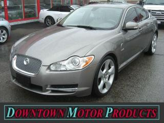 Used 2009 Jaguar XF Supercharged for sale in London, ON