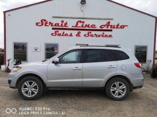 Used 2010 Hyundai Santa Fe SPORT for sale in North Battleford, SK