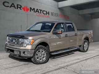 Used 2013 Ford F-150 XTR / 4X4 / CREW / NO ACCIDENTS for sale in Cambridge, ON