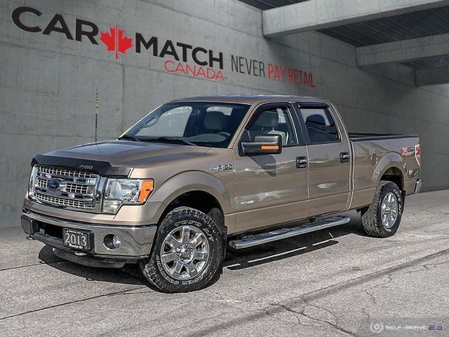 2013 Ford F-150 XTR / 4X4 / CREW / NO ACCIDENTS
