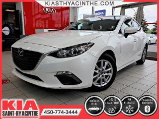 Used 2016 Mazda MAZDA3 GS Sport ** CAMÉRA DE RECUL / MAGS for sale in St-Hyacinthe, QC