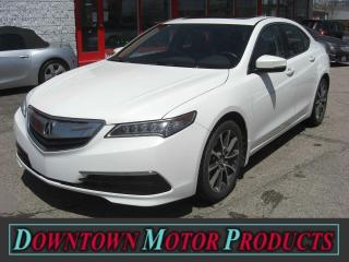 Used 2016 Acura TLX SH AWD V6 for sale in London, ON