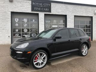 Used 2010 Porsche Cayenne GTS Tiptronic Clean Carfax Sunroof Heated Seats for sale in Guelph, ON