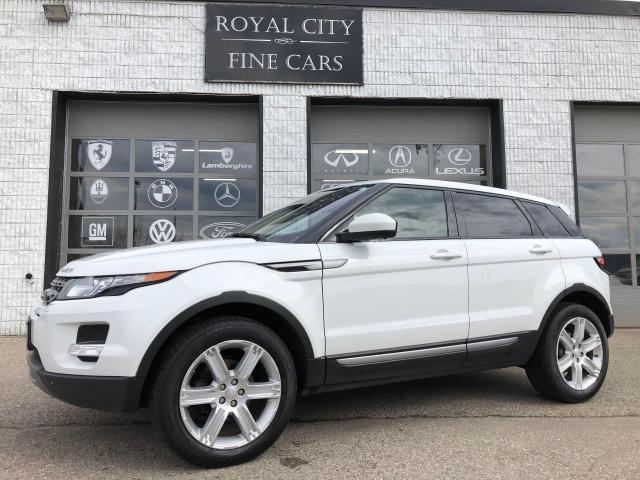 2015 Land Rover Range Rover Evoque Pure Premium Package Nav Heated Steering Panoroof