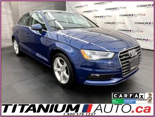 Used 2016 Audi A3 Quattro 2.0T+Pano Sunroof+Heated Leather Seats+XM+ for sale in London, ON