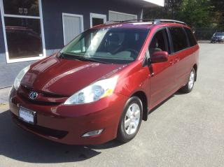 Used 2008 Toyota Sienna LE for sale in Parksville, BC