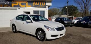 Used 2009 Infiniti G37 Luxury for sale in Edmonton, AB