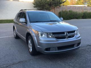 Used 2016 Dodge Journey SE 7 SEATER for sale in Markham, ON