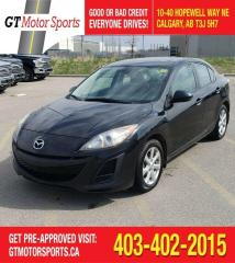 Used 2011 Mazda MAZDA3 GS for sale in Calgary, AB