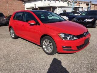 Used 2017 Volkswagen Golf COMFORTLINE for sale in Scarborough, ON