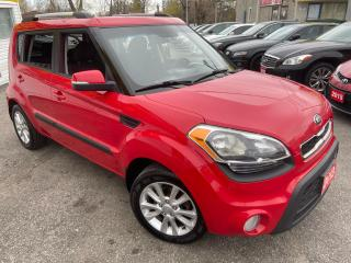 Used 2013 Kia Soul 2U/ AUTO/ PWR GROUP/ BLUETOOTH/ ALLOYS/ TINTED! for sale in Scarborough, ON