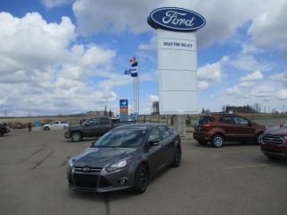 Used 2014 Ford Focus SE for sale in Lacombe, AB