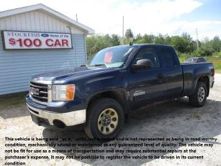 Used 2010 GMC Sierra 1500 SL NEVADA EDITION for sale in North Bay, ON