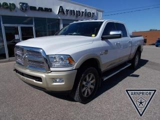 Used 2015 RAM 2500 LONGHORN for sale in Arnprior, ON
