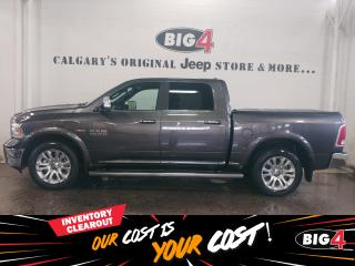 Used 2016 RAM 1500 Longhorn 4WD for sale in Calgary, AB
