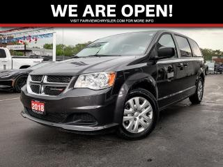 Used 2018 Dodge Grand Caravan CVP l SOLD BY ADRIAN THANK YOU!!! l for sale in Burlington, ON