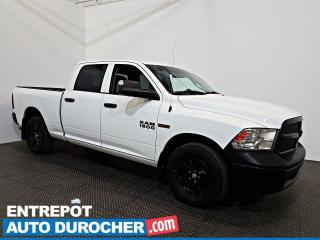 Used 2016 RAM 1500 Tradesman 4X4 ECODIESEL A/C - Caméra de Recul for sale in Laval, QC