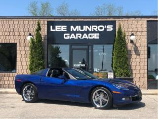 Used 2005 Chevrolet Corvette 2dr Cpe w/3LT for sale in Paris, ON