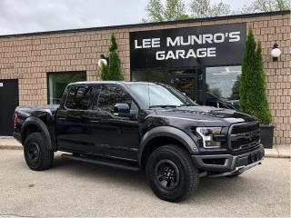 Used 2018 Ford F-150 Raptor 4WD SuperCrew 5.5' Box for sale in Paris, ON