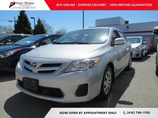 Used 2012 Toyota Corolla for sale in Toronto, ON