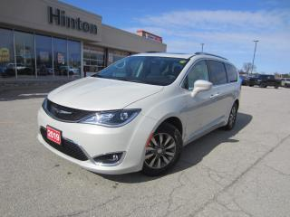 Used 2019 Chrysler Pacifica Touring-L Plus for sale in Perth, ON
