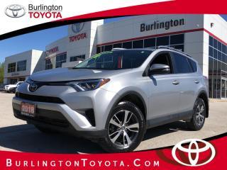 Used 2018 Toyota RAV4 LE for sale in Burlington, ON