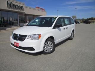 New 2019 Dodge Grand Caravan CANADA VALUE PACKAGE for sale in Perth, ON