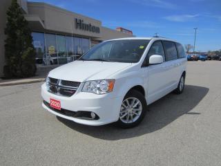 New 2020 Dodge Grand Caravan PREMIUM PLUS for sale in Perth, ON