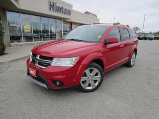 Used 2017 Dodge Journey GT for sale in Perth, ON