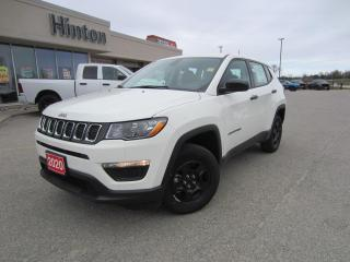 New 2020 Jeep Compass Sport for sale in Perth, ON
