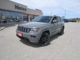 Used 2020 Jeep Grand Cherokee Laredo for sale in Perth, ON