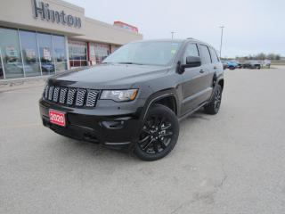 New 2020 Jeep Grand Cherokee Altitude for sale in Perth, ON
