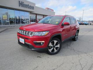 Used 2017 Jeep Compass NORTH for sale in Perth, ON