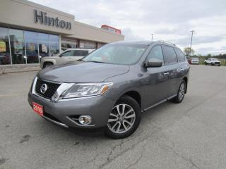 Used 2016 Nissan Pathfinder S for sale in Perth, ON