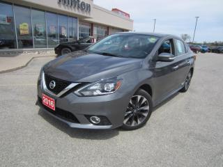 Used 2016 Nissan Sentra 1.8 SR for sale in Perth, ON