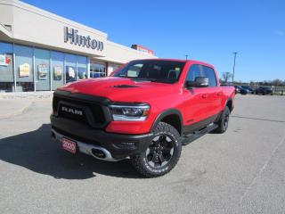 New 2020 RAM 1500 Rebel for sale in Perth, ON