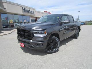 Used 2020 RAM 1500 Big Horn for sale in Perth, ON