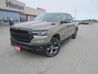 New 2020 RAM 1500 Built To Serve for sale in Perth, ON