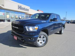 New 2020 RAM 1500 North for sale in Perth, ON