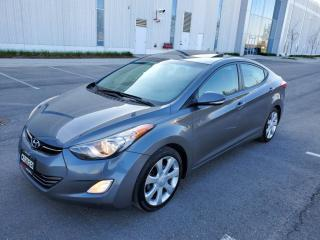 Used 2013 Hyundai Elantra 4DR SDN for sale in Mississauga, ON