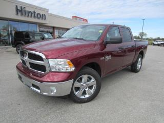 New 2019 RAM 1500 Classic SXT Plus for sale in Perth, ON