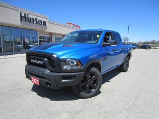 New 2020 RAM 1500 Classic Warlock for sale in Perth, ON