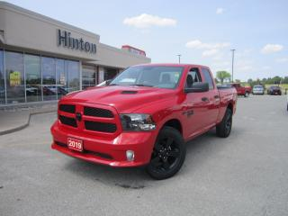 New 2019 RAM 1500 Classic ST for sale in Perth, ON