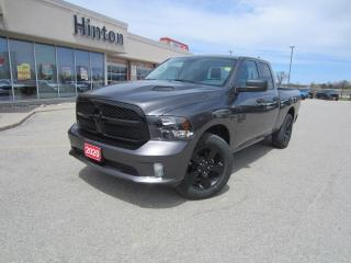 New 2020 RAM 1500 Classic NIGHT EDITION for sale in Perth, ON