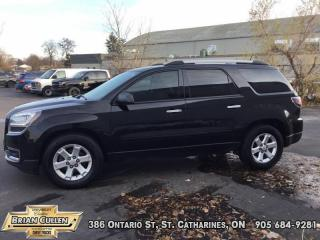 Used 2016 GMC Acadia SLE  - Certified for sale in St Catharines, ON