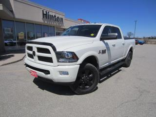 Used 2017 RAM 2500 Laramie for sale in Perth, ON