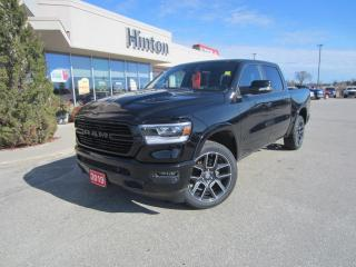 Used 2019 RAM 1500 Laramie for sale in Perth, ON
